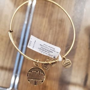 New York Alex & Ani Bracelet